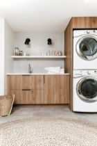Inspiring small laundry room ideas 30