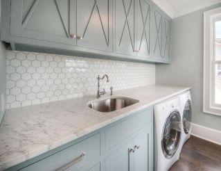 Inspiring small laundry room ideas 32