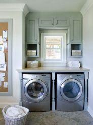 Inspiring small laundry room ideas 35