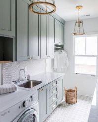 Inspiring small laundry room ideas 36