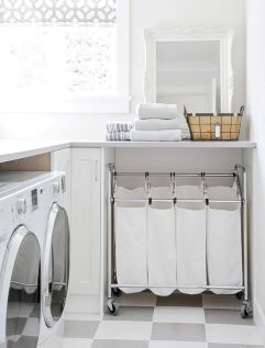 Inspiring small laundry room ideas 38