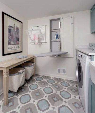 Inspiring small laundry room ideas 41