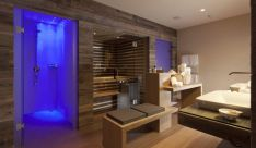 Lovely hotel bathroom design ideas that can be applied to your home 31