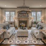 Relaxing formal living room decor ideas 09