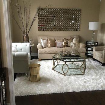 Relaxing formal living room decor ideas 20