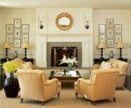 Relaxing formal living room decor ideas 31