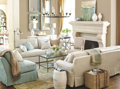 Relaxing formal living room decor ideas 39