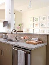 Relaxing undermount kitchen sink white ideas 07