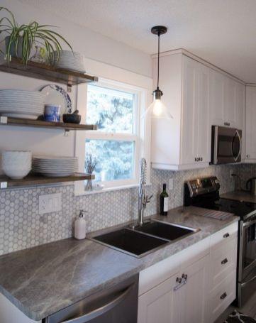 Relaxing undermount kitchen sink white ideas 13