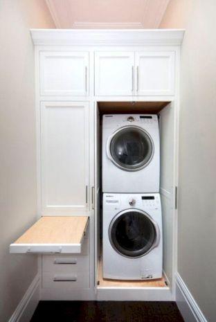 Stunning laundry room decor ideas 16