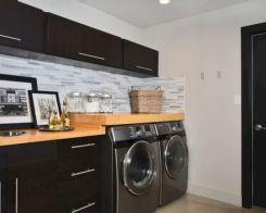 Stunning laundry room decor ideas 22