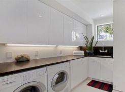 Stunning laundry room decor ideas 24