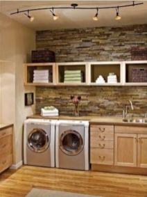 Stunning laundry room decor ideas 26