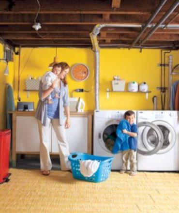 Totally inspiring laundry room wall cabinets ideas 01