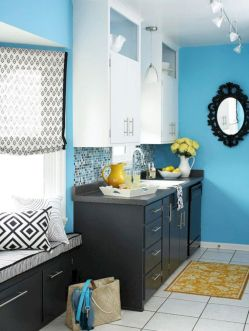 Totally inspiring laundry room wall cabinets ideas 12