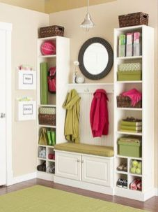 Totally inspiring laundry room wall cabinets ideas 19