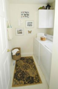 Totally inspiring laundry room wall cabinets ideas 24