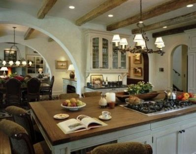 Unordinary italian rustic kitchen decorating ideas to inspire your home 01