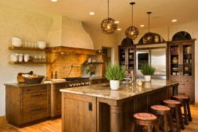 Unordinary italian rustic kitchen decorating ideas to inspire your home 21