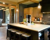 Unordinary italian rustic kitchen decorating ideas to inspire your home 25