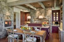 Unordinary italian rustic kitchen decorating ideas to inspire your home 26