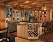 Unordinary italian rustic kitchen decorating ideas to inspire your home 37