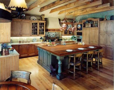 Unordinary italian rustic kitchen decorating ideas to inspire your home 38