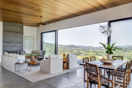 Amazing modern minimalist living room layout ideas 16