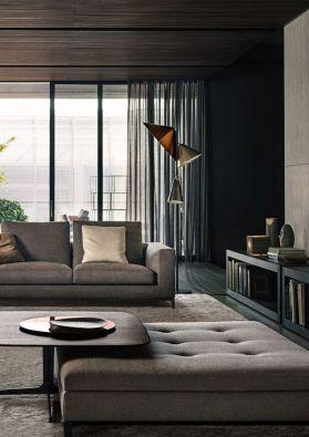 Amazing modern minimalist living room layout ideas 24