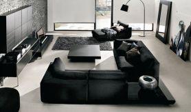 Amazing modern minimalist living room layout ideas 37