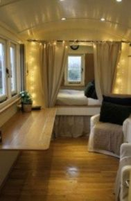 Antique diy camper interior remodel ideas you can try right now 12