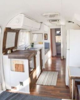 Antique diy camper interior remodel ideas you can try right now 13