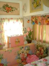 Antique diy camper interior remodel ideas you can try right now 17