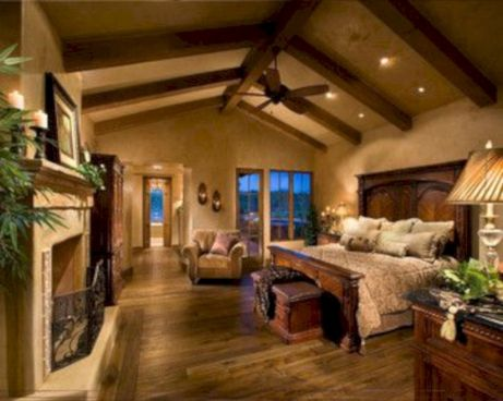 Attractive rustic italian decor for amazing bedroom ideas 01