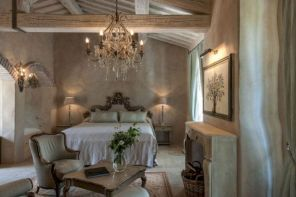 Attractive rustic italian decor for amazing bedroom ideas 09
