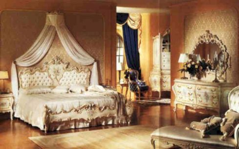 Attractive rustic italian decor for amazing bedroom ideas 11