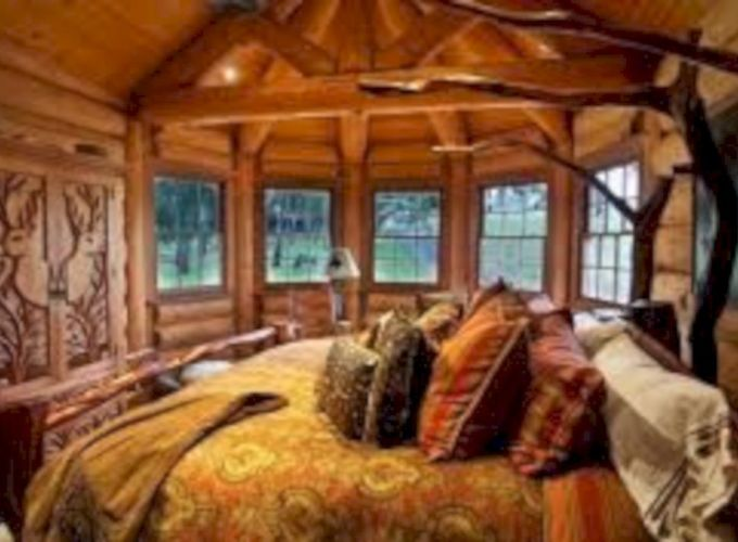 Attractive rustic italian decor for amazing bedroom ideas 41