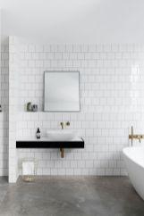 Best ideas how to creating minimalist bathroom 15