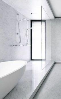 Best ideas how to creating minimalist bathroom 18