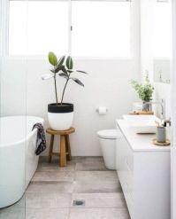 Best ideas how to creating minimalist bathroom 19