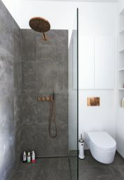 Best ideas how to creating minimalist bathroom 38