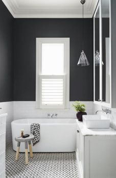 Best ideas how to creating minimalist bathroom 43
