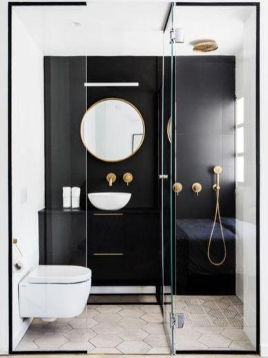 Best ideas how to creating minimalist bathroom 49