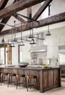 Brilliant rustic farmhouse kitchen cabinets remodel ideas 03