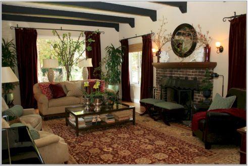 Chic home mediterranean interiors design ideas 01