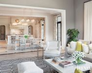 Chic home mediterranean interiors design ideas 16
