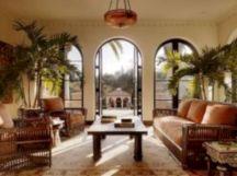Chic home mediterranean interiors design ideas 18