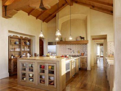 Chic home mediterranean interiors design ideas 44