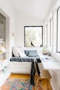 Comfy and cozy small bedroom ideas 15