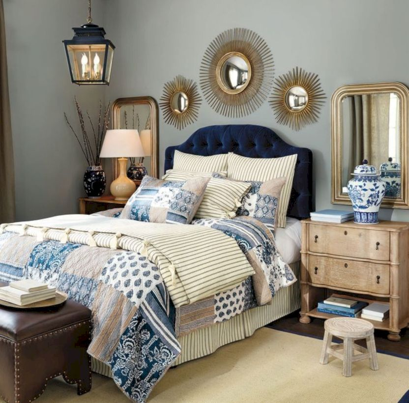 Comfy and cozy small bedroom ideas 19